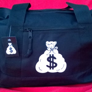 Gene Simmons MONEYBAG Tote Bags